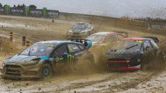 WRX World Rallycross Championship 2016
