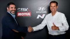 Hyundai sbarca in Superbike, la i30 Fastback N sarà la prossima Safety Car - Immagine: 1