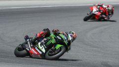 Superbike Laguna Seca: Bautista sei a terra, Rea scappa