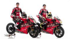 Presentata la nuova Ducati Panigale VR-4 del team aruba.it - Immagine: 2