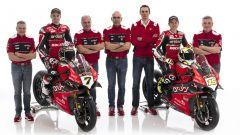 Presentata la nuova Ducati Panigale VR-4 del team aruba.it - Immagine: 3