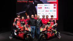 Presentata la nuova Ducati Panigale VR-4 del team aruba.it - Immagine: 1