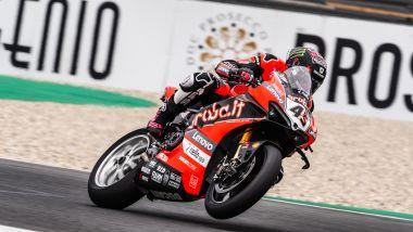 WSBK 2021, Assen: Scott Redding (Ducati)