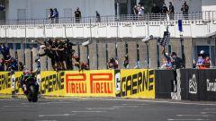 Round Estoril: cronaca e risultati Superpole Race e gara 2