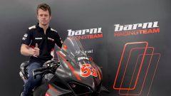 WSBK 2021, Tito Rabat in sella alla Ducati Panigale V4 R del Barni Racing Team