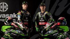 WSBK, presentato il Kawasaki Racing Team di re Johnny Rea - Immagine: 4
