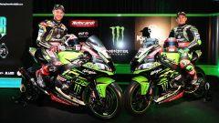WSBK, presentato il Kawasaki Racing Team di re Johnny Rea - Immagine: 5