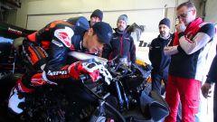 WSBK, test Jerez: Lowes precede Rea nella prima giornata - Immagine: 3