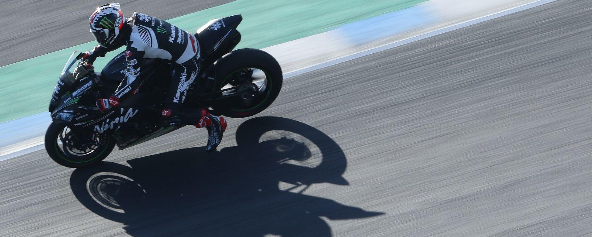 WSBK, test Jerez: Rea torna padrone nel day-2
