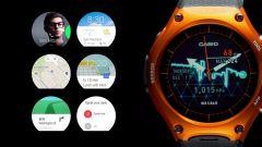 Casio WSD-F10, lo smartwatch a prova di tutto - Immagine: 2