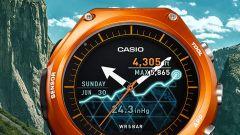Casio WSD-F10, lo smartwatch a prova di tutto - Immagine: 4