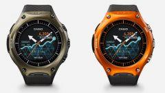 Casio WSD-F10, lo smartwatch a prova di tutto - Immagine: 5