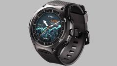 Casio WSD-F10, lo smartwatch a prova di tutto - Immagine: 6
