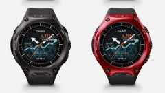 Casio WSD-F10, lo smartwatch a prova di tutto - Immagine: 7
