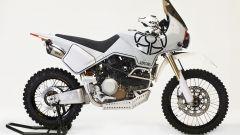 WSM Adventure: il motore della vecchia Multistrada 1100 per una moto da rally
