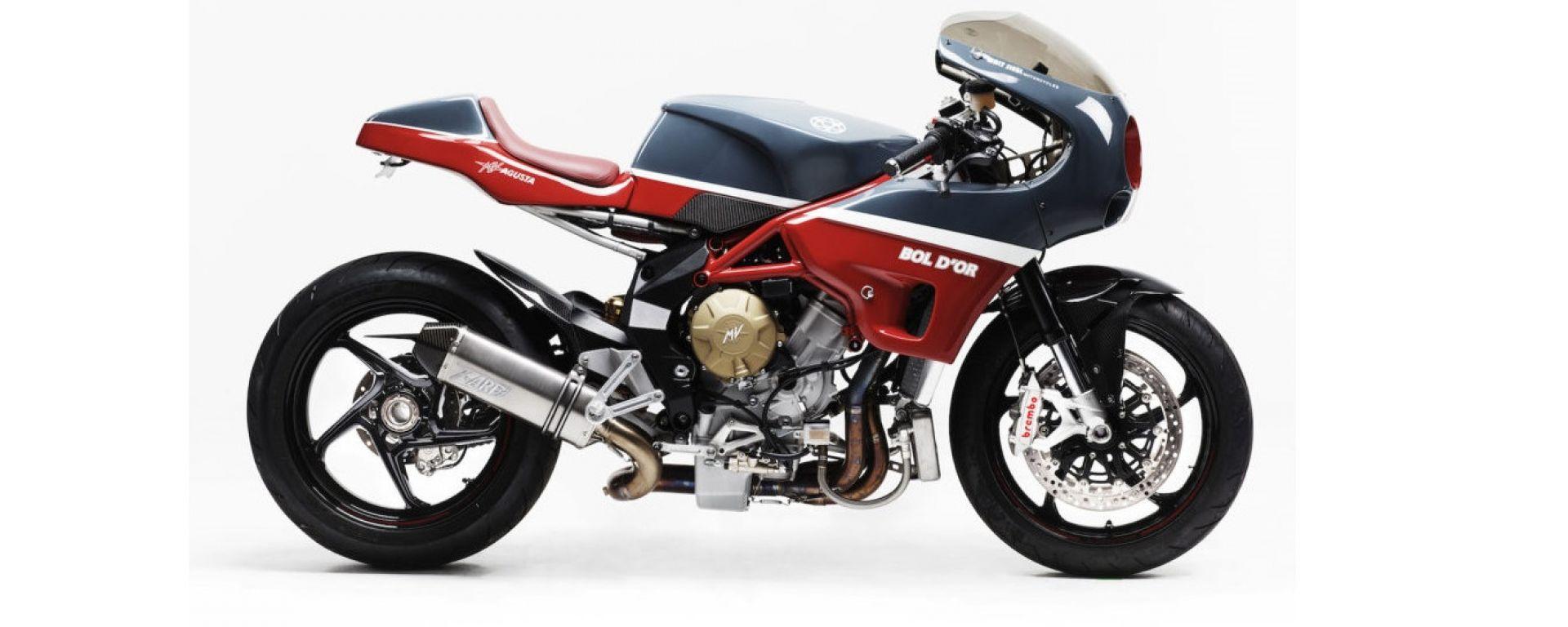 WSM Bol d'Or: il motore è il 3 cilindri MV Agusta