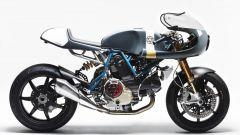 WSM Leggero: motore 2 cilindri 900 cc Ducati a 2 valvole