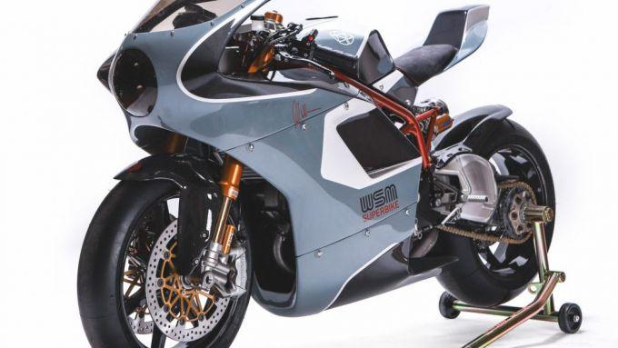 WSM Superbike: di nome e di fatto, vista la dotazione