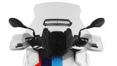 Wunderlich Marathon Airvented su BMW C 400 GT, vista frontale