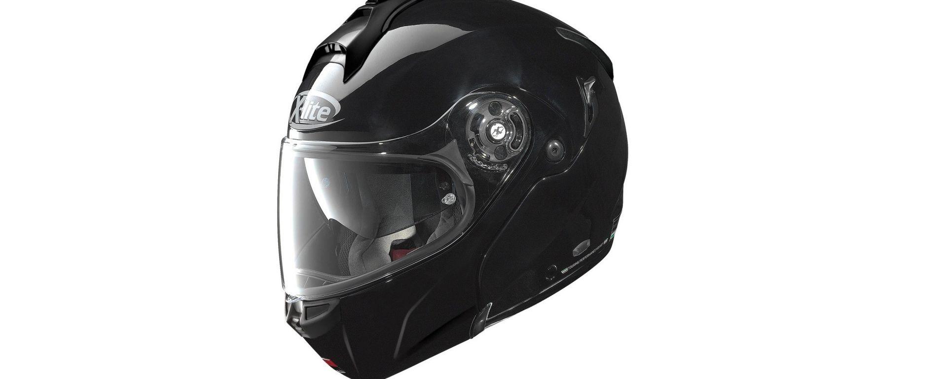 X-lite X-1004 ELEGANCE N-COM Black