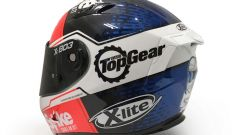 X-lite X-803 Top Gear: un casco speciale per Danilo Petrucci - Immagine: 11