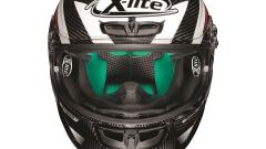 X-Lite X-803 Ultra Carbon MotoGP, vista frontale