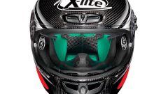 X-Lite X-803 Ultra Carbon SBK, vista frontale