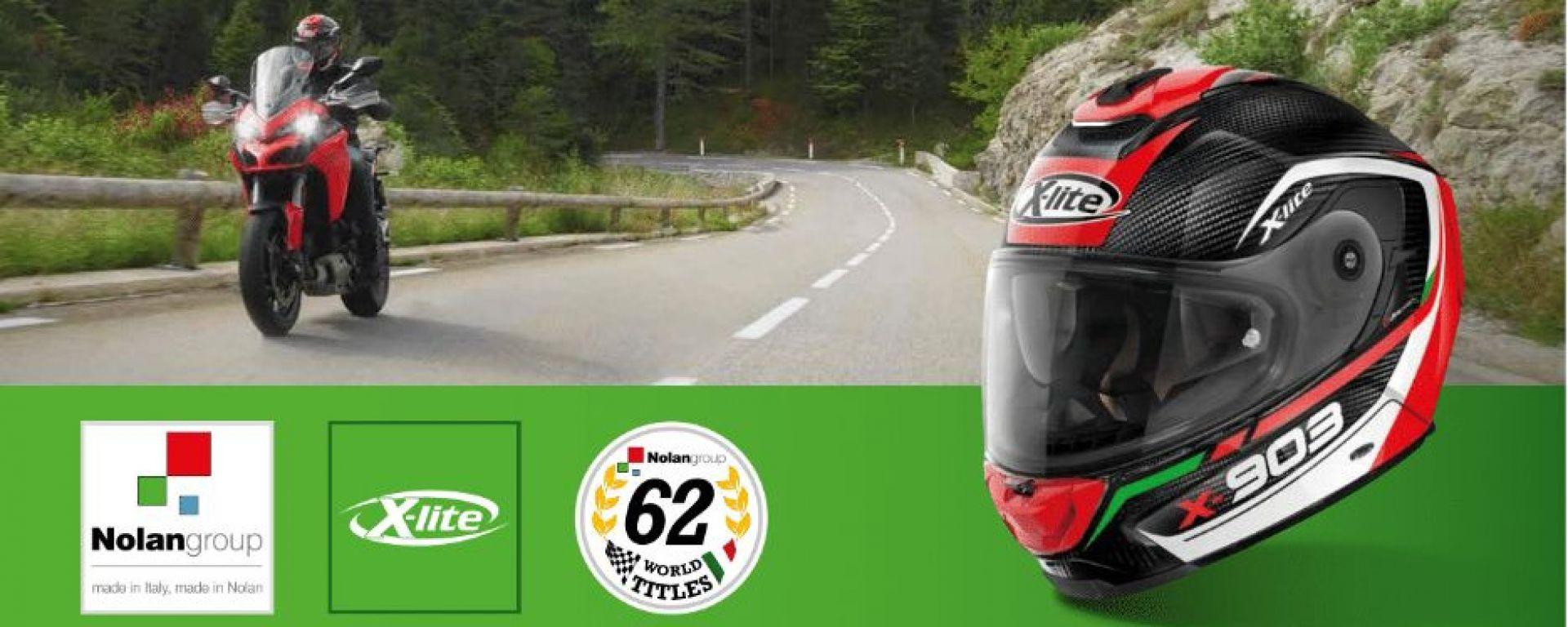 X-lite X-903 Test Ride Tour: parte il tour italiano