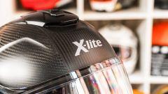 X-lite X-903 UC: il dettaglio della presa d'aria