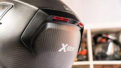 X-lite X-903 UC: l'estrattore d'aria posteriore