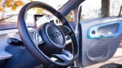 XEV Yoyo: posto di guida