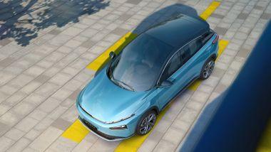 Xpeng a Monaco, il SUV compatto G3i