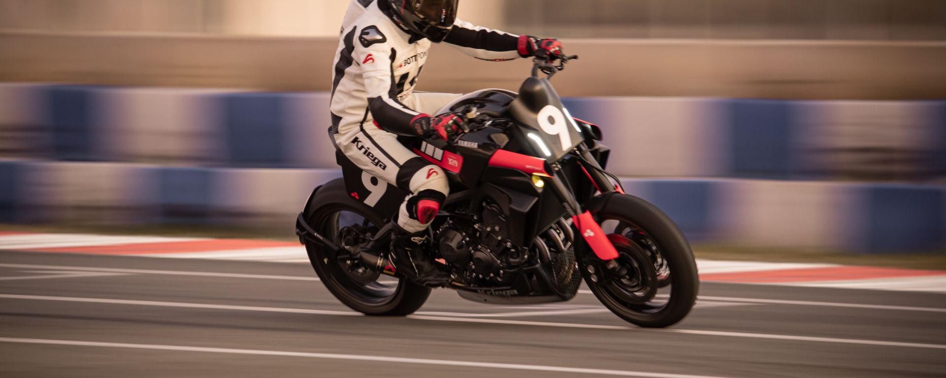 XR9 Carbona Bottpower: la special per la Pikes Peak