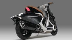 Yamaha 04GEN, lo scooter venuto dal futuro - Immagine: 4
