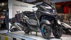 Yamaha 3CT Concept, live da Eicma 2018