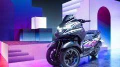 Yamaha 3CT: con il motore da 300cc punta dritto l'MP3 [VIDEO] - Immagine: 14