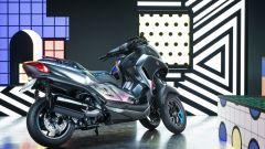 Yamaha 3CT: con il motore da 300cc punta dritto l'MP3 [VIDEO] - Immagine: 15