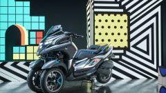 Yamaha 3CT: motore Blue Core da 300 cc e sistema Tilt Lock Assist
