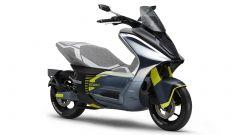 Yamaha al Salone di Tokyo 2020: lo scooter elettrico E01