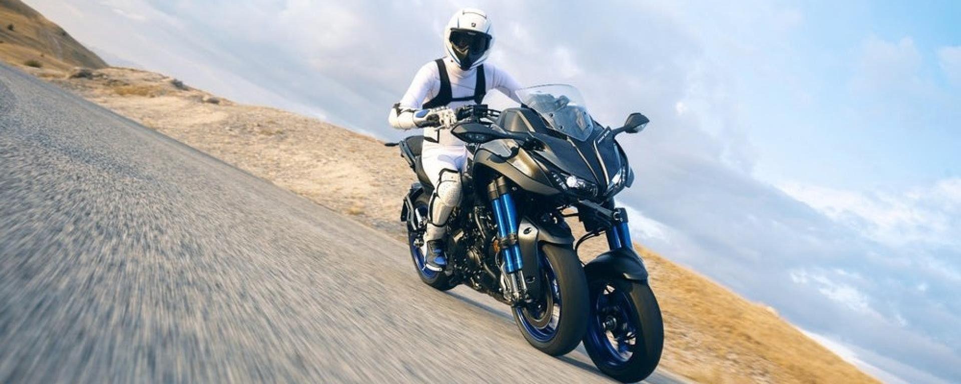 Indiscrezioni Yamaha: la baby Niken si farà
