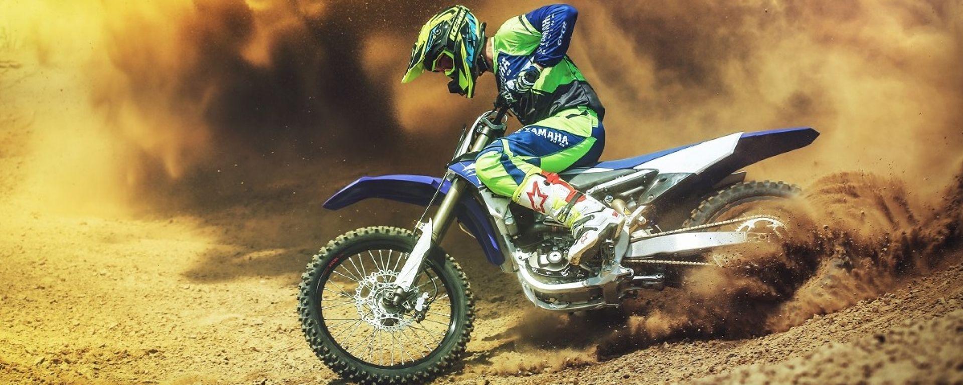 Yamaha Challenge Enduro