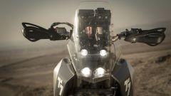 Yamaha Concept Adventure T7: il quadruplo faro a Led