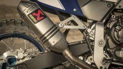 Yamaha Concept Adventure T7: lo scarico è firmato Akrapovic