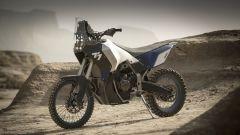 Yamaha Concept Adventure T7: vista 3/4 anteriore