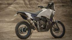 Yamaha Concept Adventure T7: vista 3/4 posteriore
