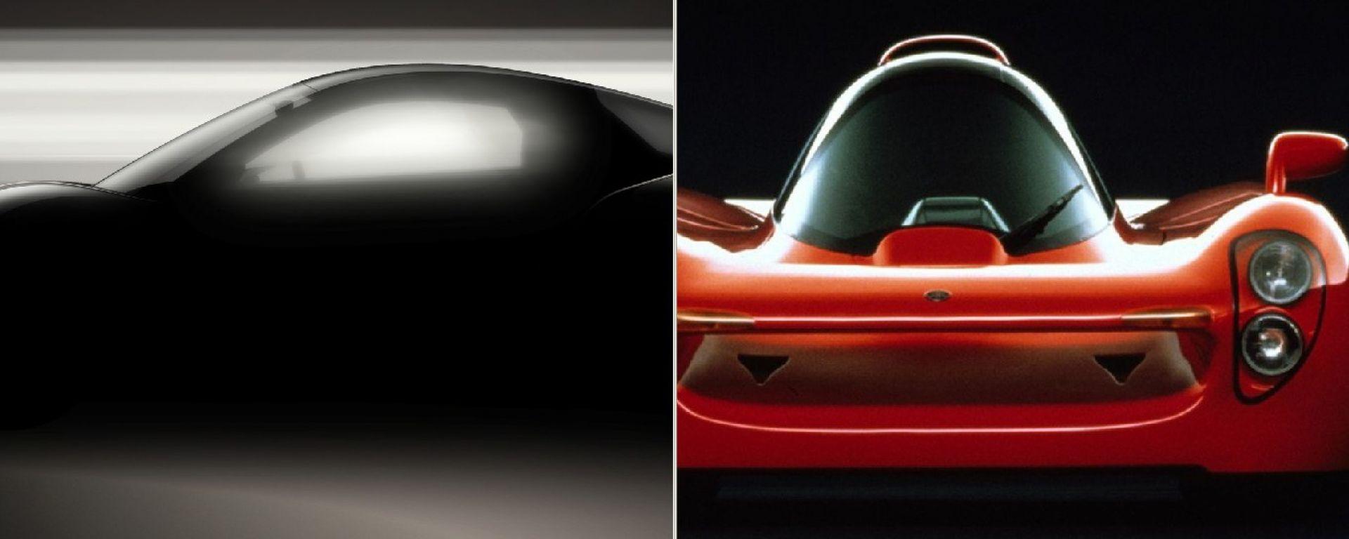 Yamaha, un'altra concept a Tokyo. Sorpresa: è una coupé!