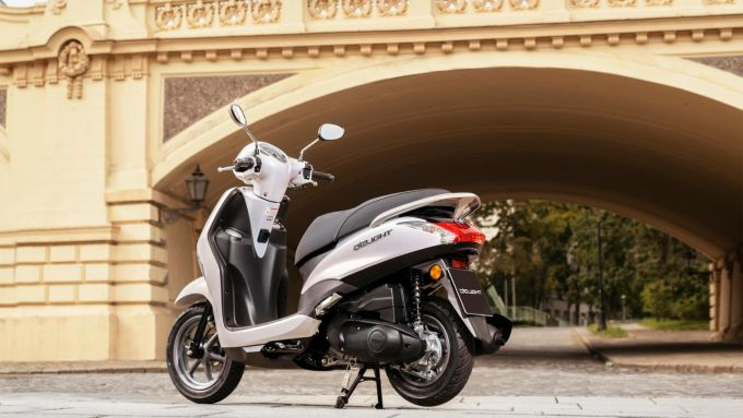 Yamaha D'elight 125 2021: ora è Euro 5