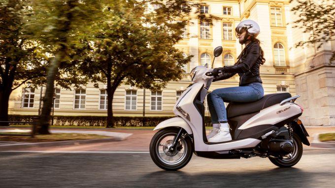 Yamaha D'elight 125 2021
