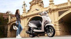 Yamaha D'elight 2021: il peso di 101 kg lo rende adatto anche alle donne