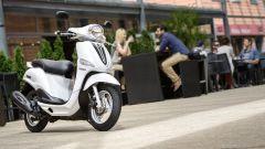 Yamaha D'elight 125 - Immagine: 7
